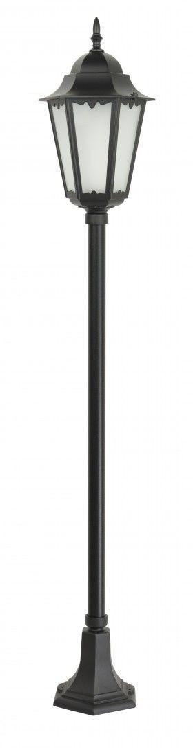 Lampa stojąca ogrodowa Retro Classic II K 5002/1 H Czarny lub patyna IP43 - Su-ma Do -17% rabatu w koszyku i darmowa dostawa od 299zł !