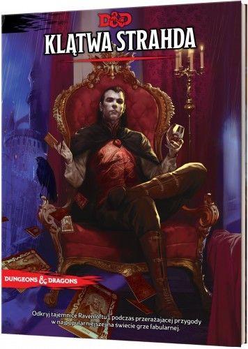 Gra Dungeons&Dragons Klątwa Strahda