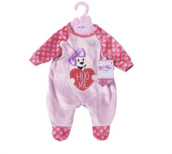 Baby Born -ubranko pajacyk 43cm mix (GXP-753053)