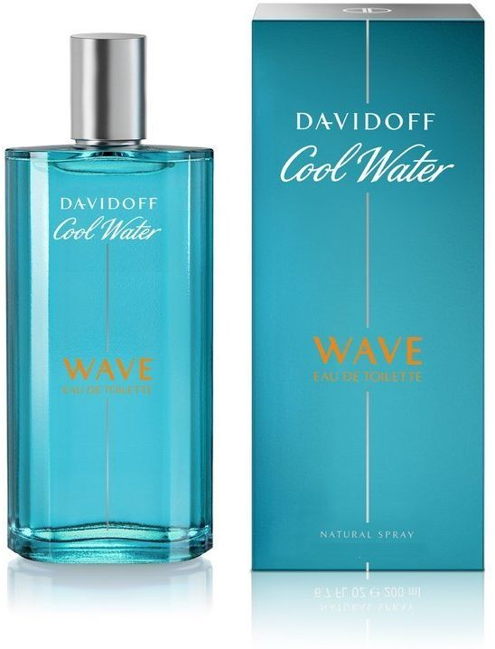 Davidoff Cool Water Wave For Men 125ml woda toaletowa [M]
