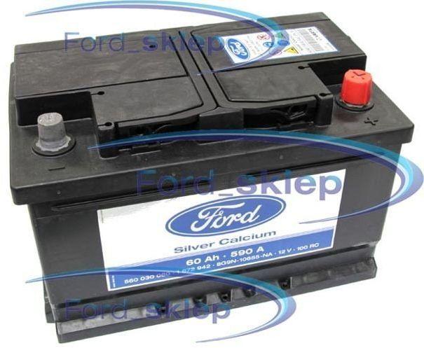 akumulator Ford SLI - 60AH 590A / 1935549