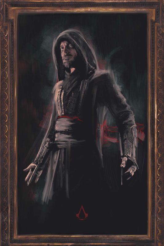 Assassins creed - plakat premium wymiar do wyboru: 21x29,7 cm