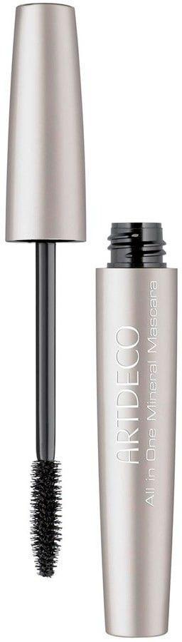 Artdeco Mineral All In One mineralny tusz do rzęs odcień 01 Black 6 ml