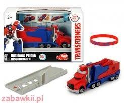 Transformers Mission Racer Optimus Prime 203112003