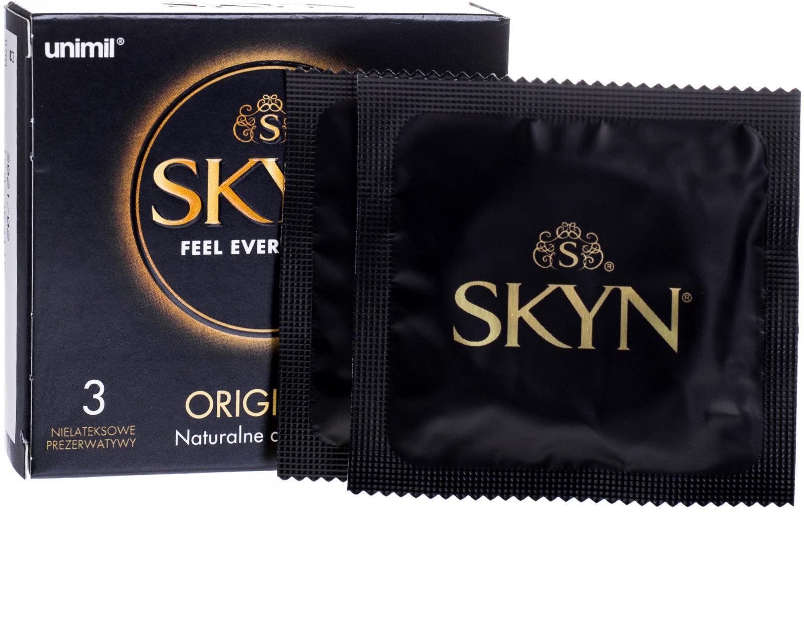 Skyn Original Prezerwatywy 3szt