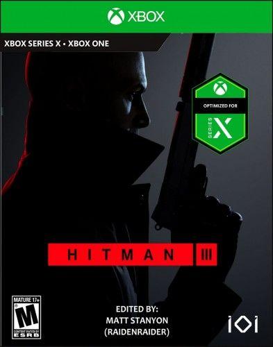 Hitman 3 XSX/XONE Używana