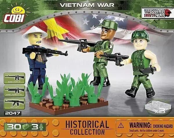 HC WWII Vietnam War - Cobi