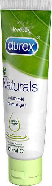 Durex Natural żel dla intymnej przyjemności - 100 ml