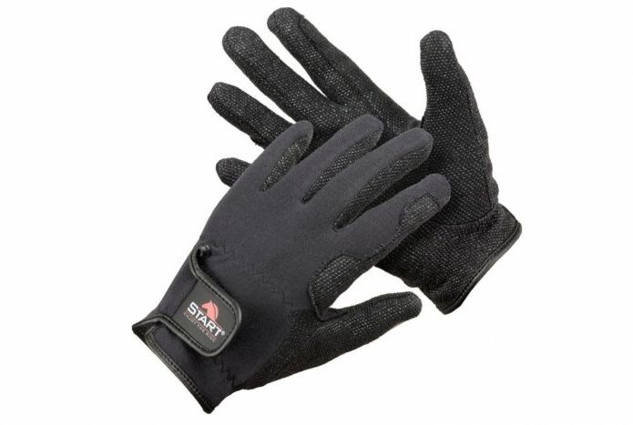 Rękawiczki SUMBA - START - black