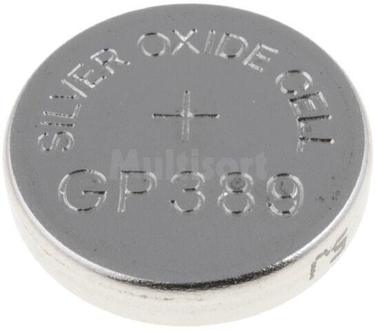 Bateria srebrowa pastylkowa 1,55V fi 11,6x3,05mm