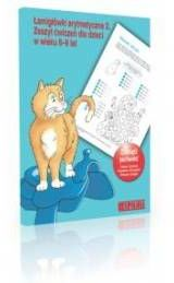 Łamigłówki arytmetyczne 2 zeszyt ćwiczeń dla dzieci w wieku 8-9 lat