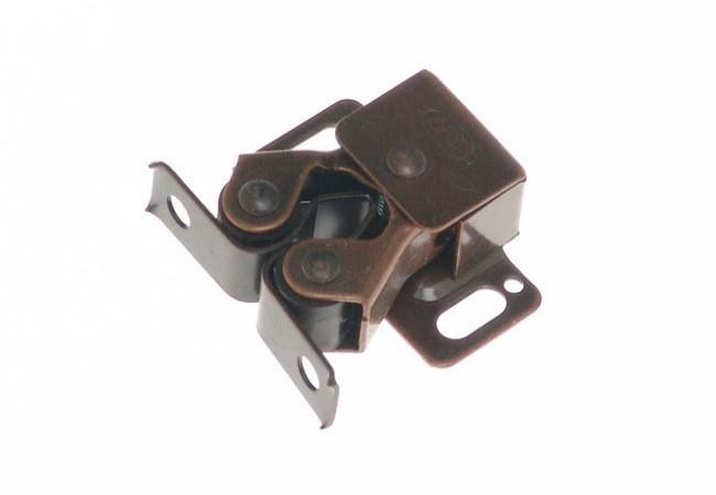 Zatrzask meblowy rolkowy 11-brązowy