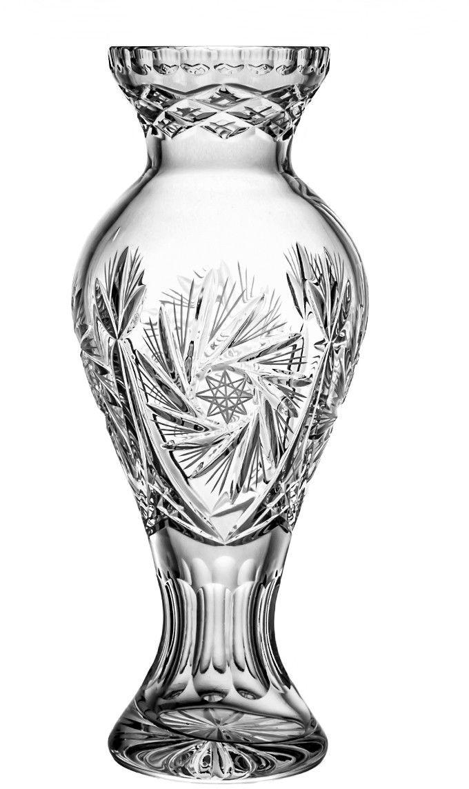 Wazon kryształowy dekoracja (04520)