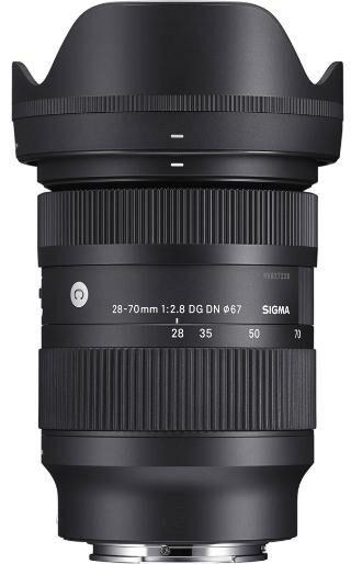 Sigma 28-70mm f/2.8 DG DN I Contemporary Sony E - Kup na Raty - RRSO 0%