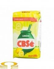 Yerba Mate CBSe Limon cytrynowa 0,5kg