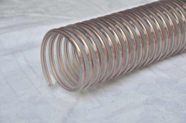 Wąż przemysłowy PVC Średnio Lekki fi 120 mm