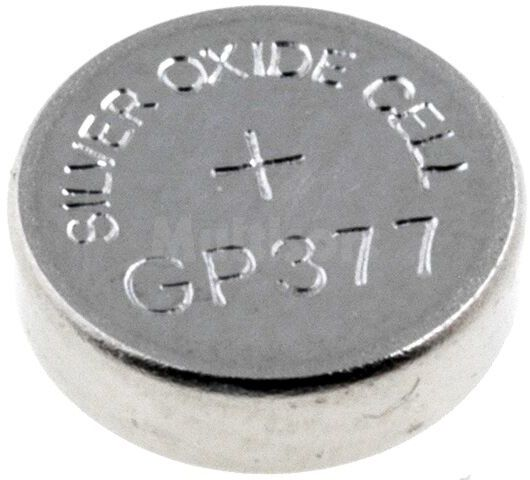 Bateria srebrowa pastylkowa 1,55V fi 6,8x2,6mm