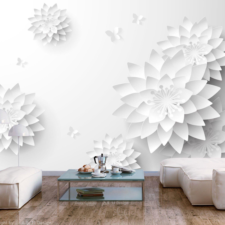 Fototapeta - orientalne kwiaty