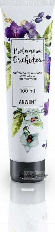 ANWEN - Proteinowa Orchidea - Odżywka do włosów o wysokiej porowatości - 100 ml