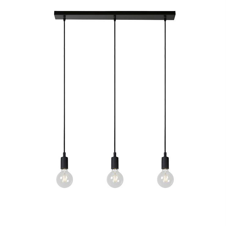 Fix L75 czarny - Lucide - lampa wisząca