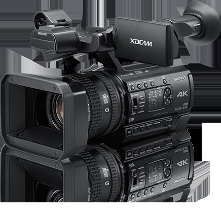 Sony PXW-Z150 - kamera kompaktowa HDR w rozdzielczości 4K, Full HD Sony PXW-Z150