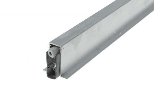 Listwa uszczelniająca progowa opadająca PLANET FT, L-1250 mm ,(48dB) LI-PL-023