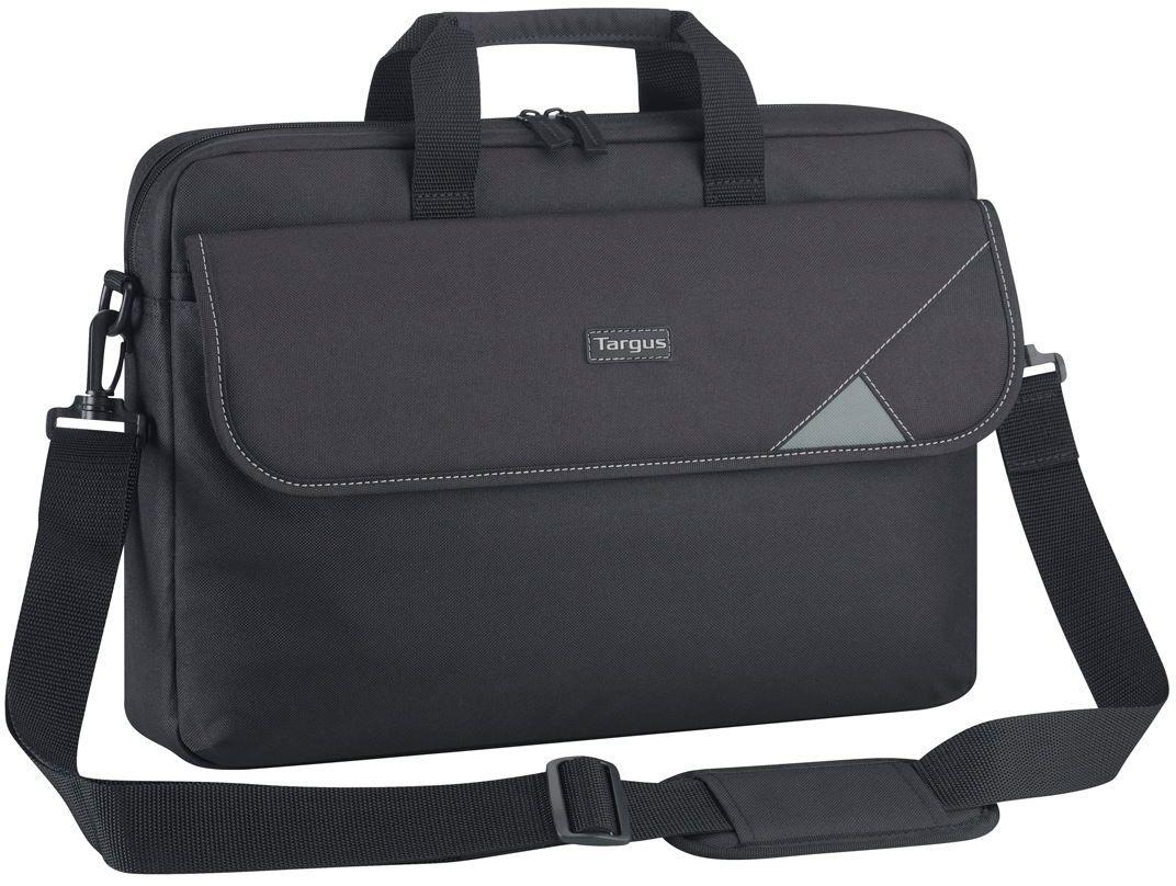 "Targus Torba Intellect 15.6"" Topload Laptop Case - Black TBT238EU"