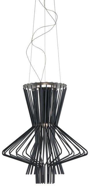 Allegretto Ritmico Ø51 szary grafit - Foscarini - lampa wisząca  GWARANCJA NAJNIŻSZEJ CENY!