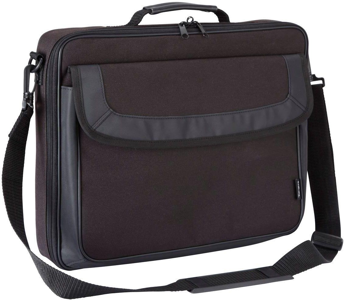 "Targus Torba Classic 15-15.6"" Clamshell Laptop Bag - Black TAR300"