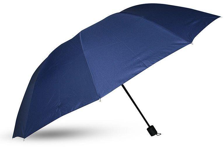 Parasol Składany, Parasolka Automatyczna, Granatowy z Pokrowcem -Pako Jeans- Męska PRSLPJNS6granat