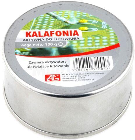 Kalafonia aktywowana kwasem adypinowym 100g