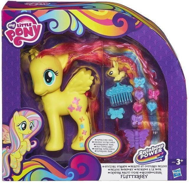 Hasbro My Little Pony Modny Kucyk A5933 FLUTTERSHY
