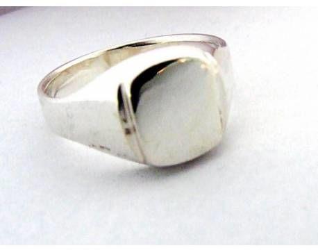 Męski srebrny sygnet K1312