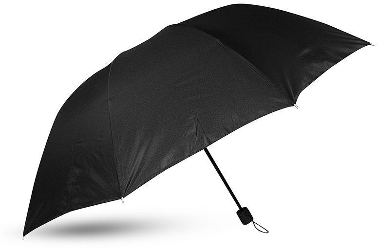 Parasol Składany, Parasolka Automatyczna, Czarny z Pokrowcem -Pako Jeans- Męska PRSLPJNS6czarny