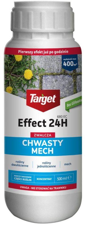 Środek do zwalczania chwastów EFFECT 24H 680EC 500 ml TARGET