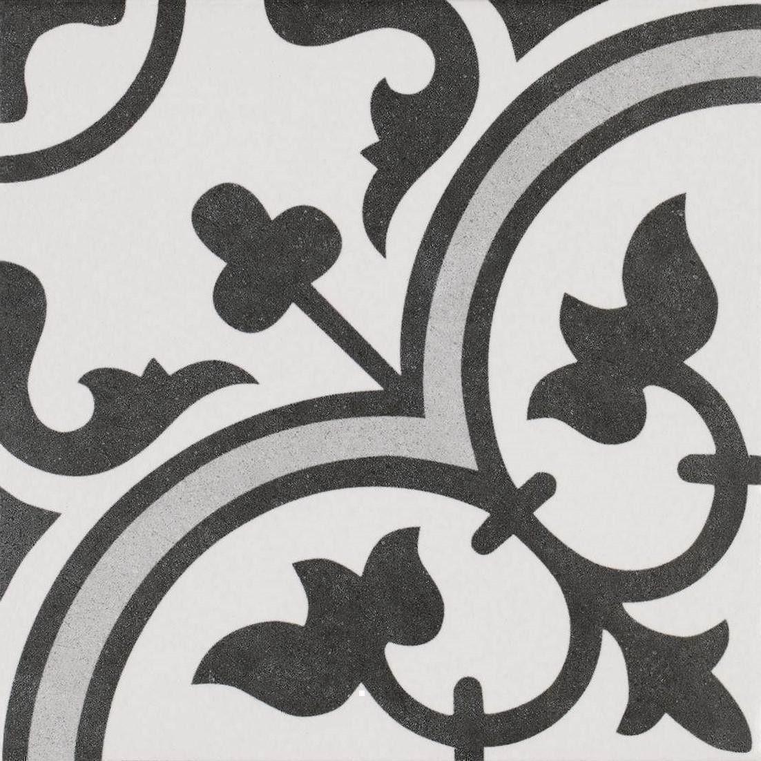 Arte Grey 25x25 płytki gresowe patchwork