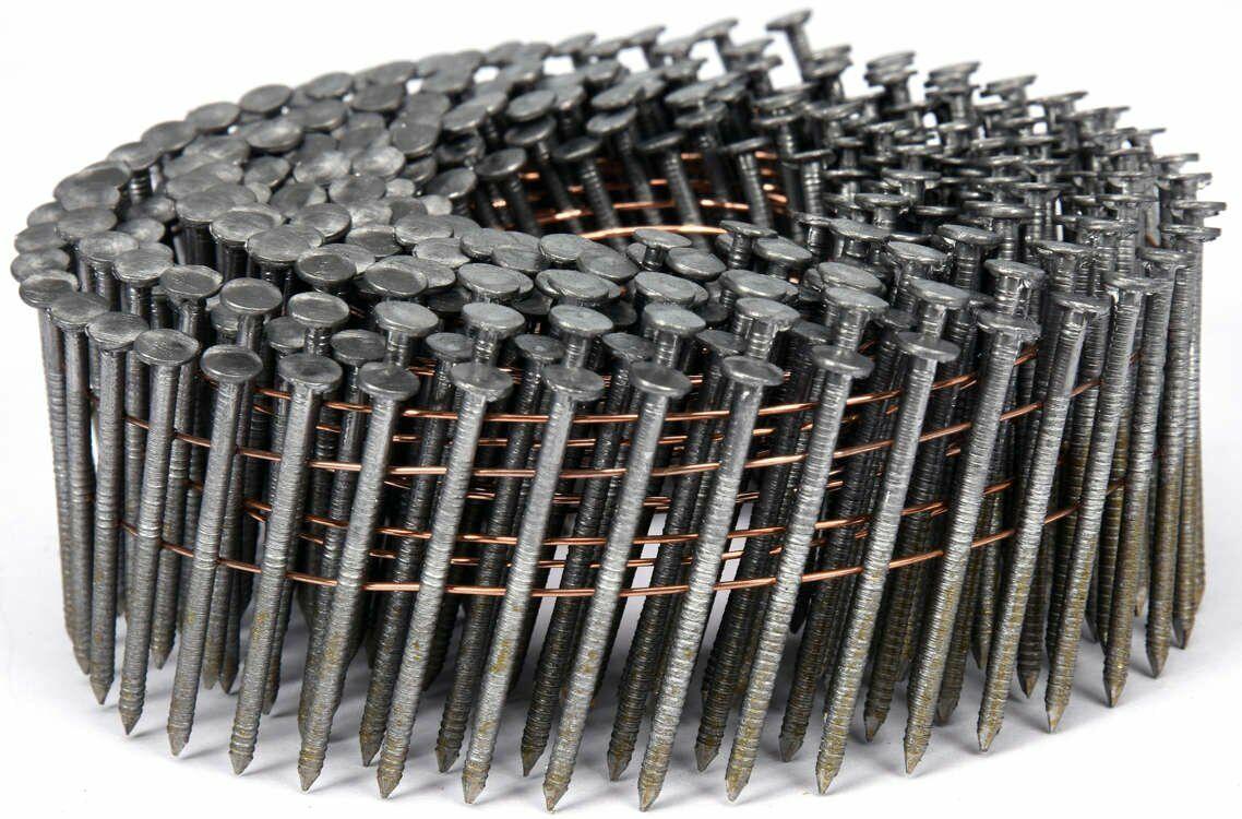 Gwoździe bębnowe do gwoździarki 38mm drut 2,1mm 7200szt 71991 - ZYSKAJ RABAT 30 ZŁ