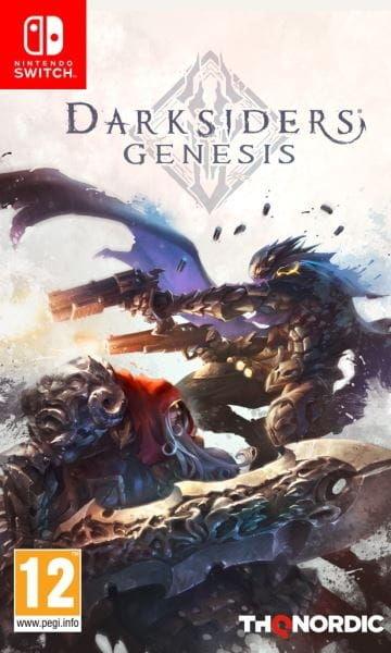 Gra Darksiders Genesis (Nintendo Switch)