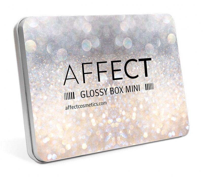 AFFECT - GLOSSY BOX MINI - Aluminiowa mini pusta paleta magnetyczna