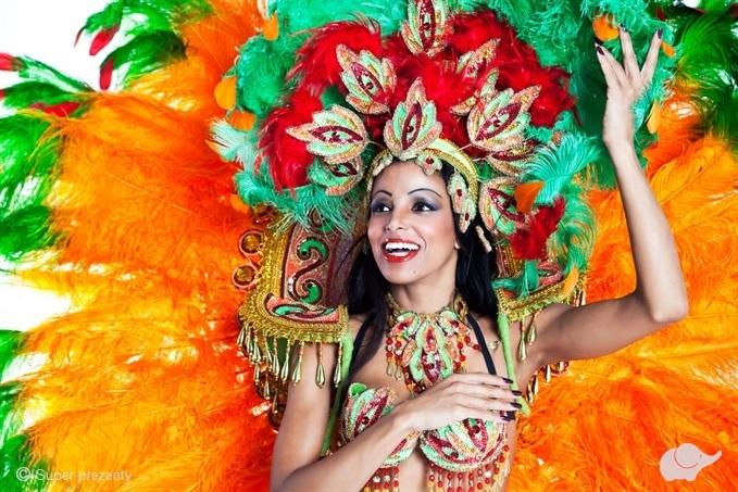 Samba brazylijska w Bydgoszczy