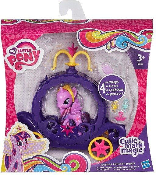 Hasbro My Little Pony Karoca Księżniczki Zh-B0359