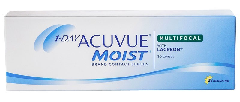 1-DAY ACUVUE  MOIST MULTIFOCAL 30 szt.