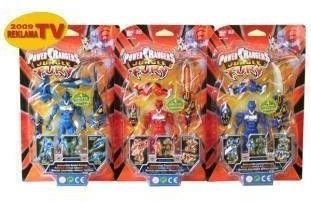 Bandai Power Rangers RPM Figurka 12 cm z UzbrojeniemDillon R.P.M. Czarny Ranger 31020
