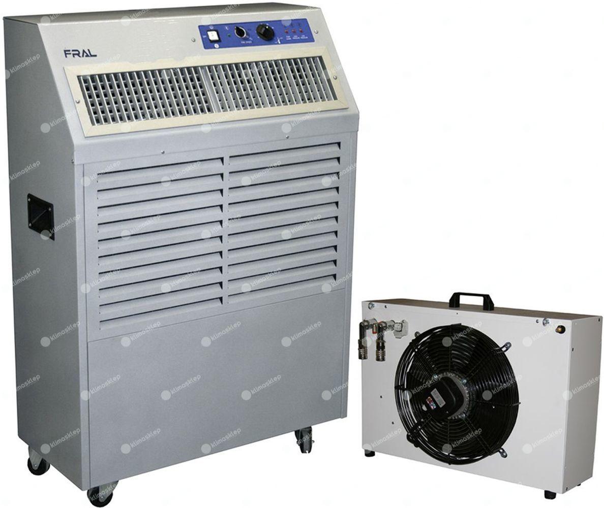 Klimatyzator przenośny Fral FAC SW 22 - przemysłowy z plecakiem