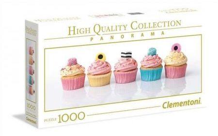 Puzzle 1000 Liquorice Cupcakes
