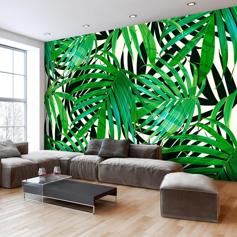 Fototapeta - tropikalne liście