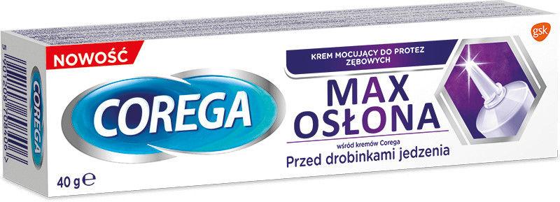COREGA MAX Osłona krem 40 g