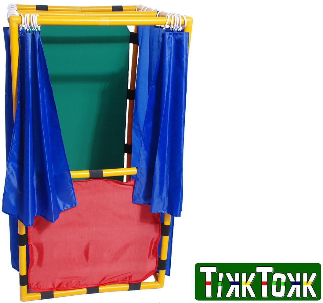 TikkTokk - Teatrzyk kukiełkowy Pokano Puppet Studio