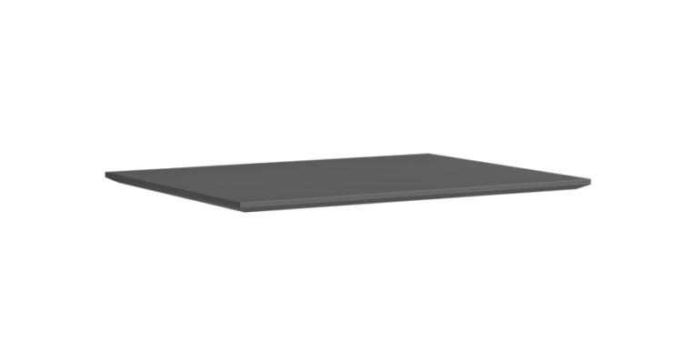 Oristo blat uniwersalny 60x1,6x46cm szary mat OR00-BU-60-12