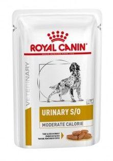 Royal Canin Urinary Moderate Calorie 100 g Dog saszetka